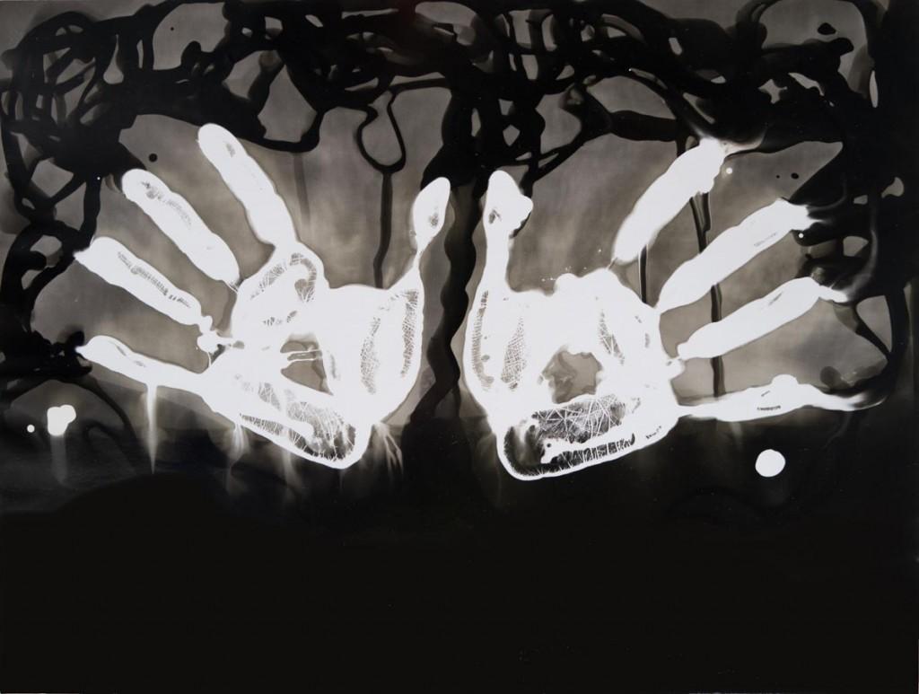 Mes mains 30x40cm